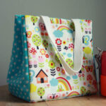 A lunch bag par The long thread