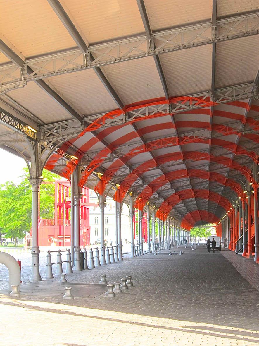 Art Decoration La Villette