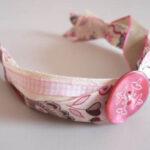 Le bracelet en Liberty par Au fil rouge