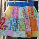 Charm pack twirl skirt par Onehipmom