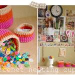 Crochet nesting cups de Lorajeans magazine