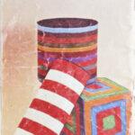 Les cubes géants au crochet