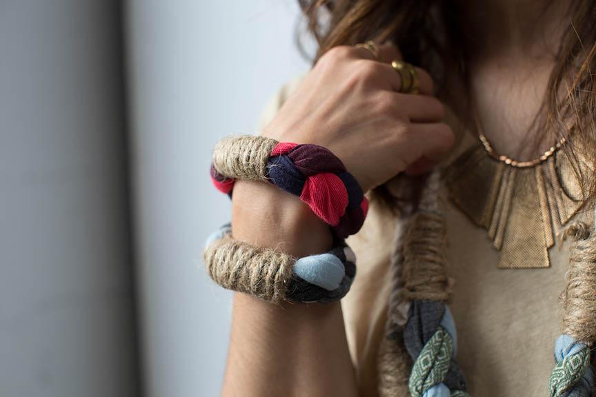 DIY-Braided-Jewelry // COMMON THREAD