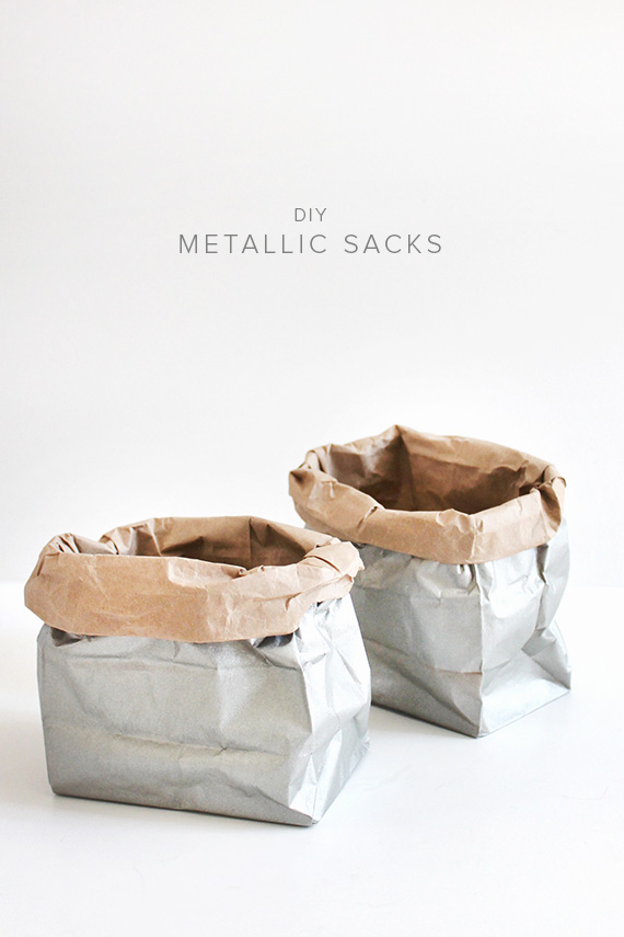 diy-metallic-sacks-almost-makes-perfect-