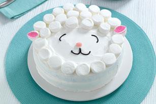 easy-lamb-cake via Kraft