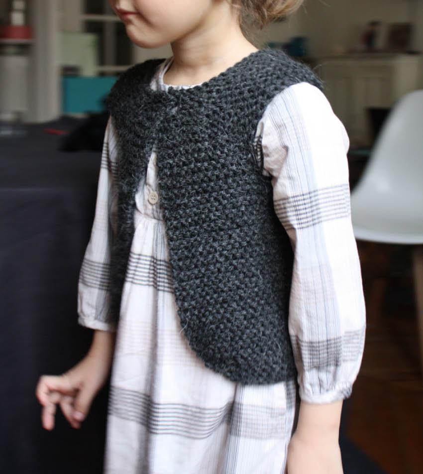 Les patrons de tricots parus dans Pumetis