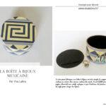 La boîte à bijoux mexicaine par Viva Latina