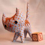 Ponty kitty pattern Wee wonderfuls