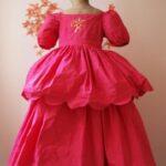 La robe de princesse par Petit Karel
