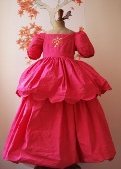 DIY robe de princesse