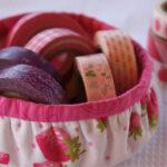 A round basket par A spoon ful of sugar