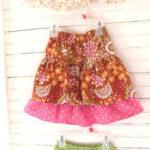Ruffled skirts par Grandrevival