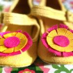 Shoe sugar Par Grosgrain