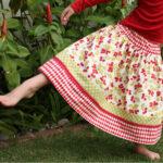 Twirly skirt par 7 Layer Studio