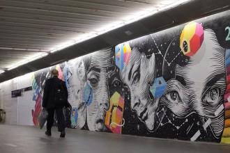 #ArtParisNord #quai36