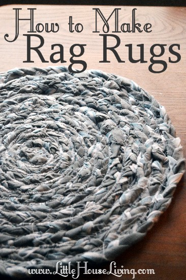 How to Make Rag Rugs