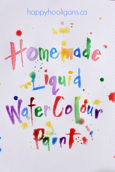 homemadeliquidwatercolor