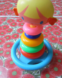 FRENCH VINTAGE 70's / Game / Toy / Educalux