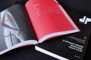 Le Vetement Feminin Modelisme, Coupe a Plat, Construction des Bases, Tomes 1-2-3 // DP-Studio