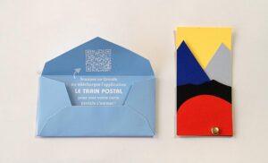 Les aventures du petit train postal