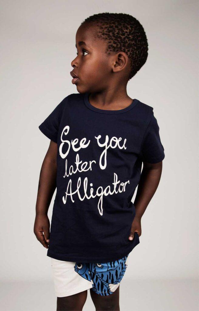 See you Later Alligator // mini rodini