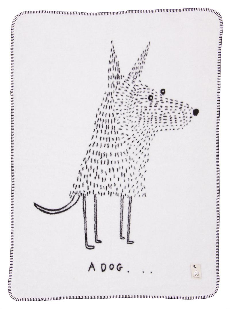 a DOG black_white_small and_medium_1
