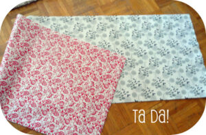 Tuesdays Crafty Adventure: DIY Reversible Yoga Mat