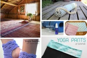 yoga-diy