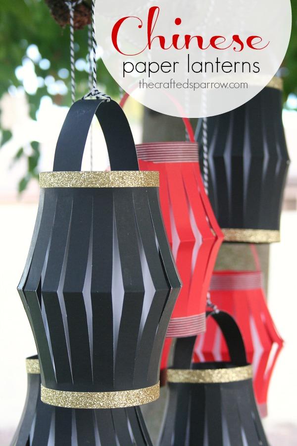 Chinese Paper Lanterns // Snap!