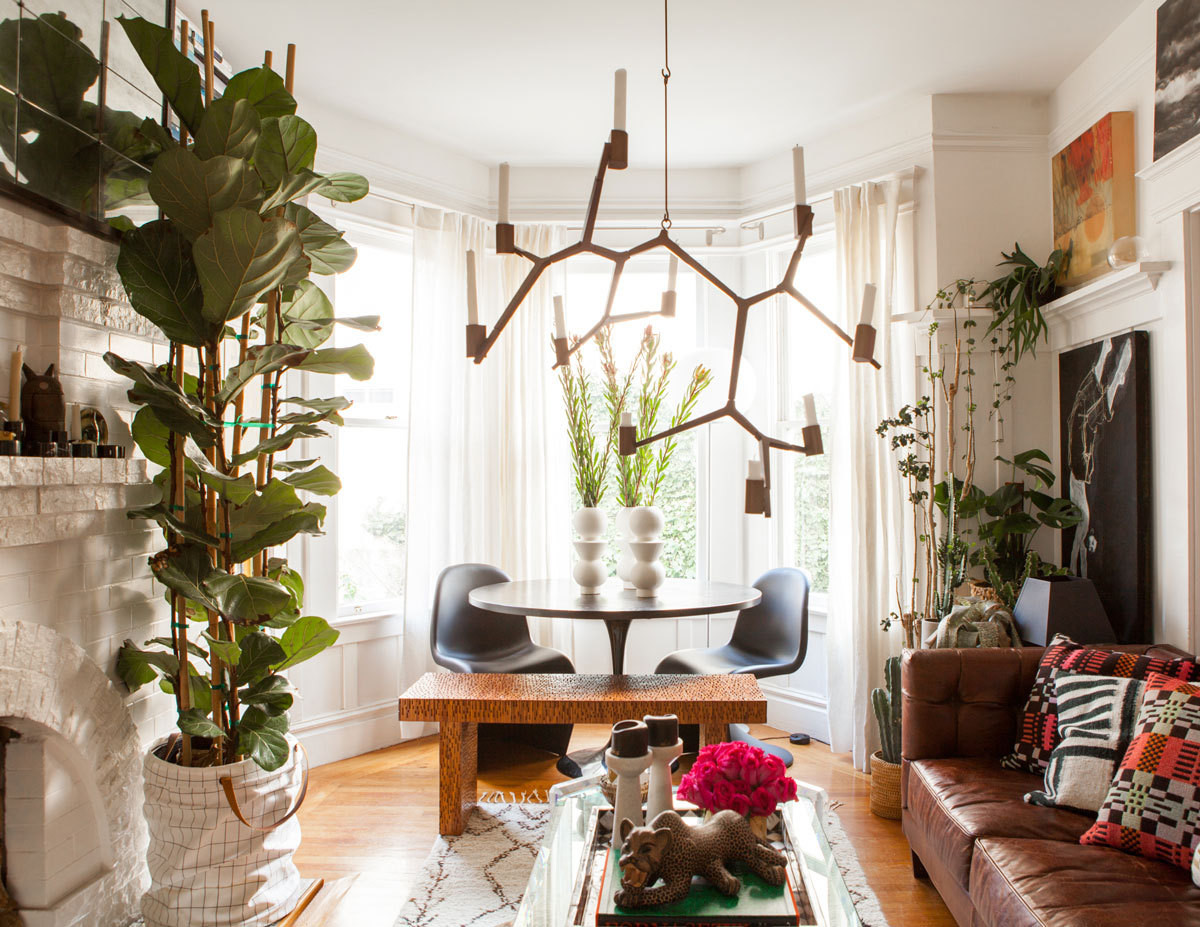 A San Francisco Apartment that Breaks the Pattern