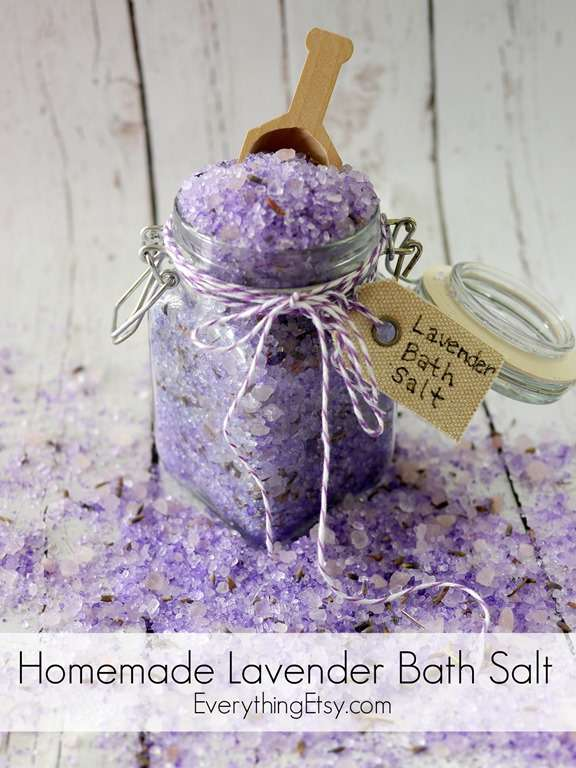 Homemade-Lavender-Bath-Salt-Tutorial-on-EverythingEtsy.com