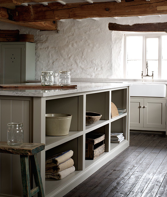 island-with-open-shelving