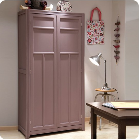 l 39 armoire parisienne. Black Bedroom Furniture Sets. Home Design Ideas