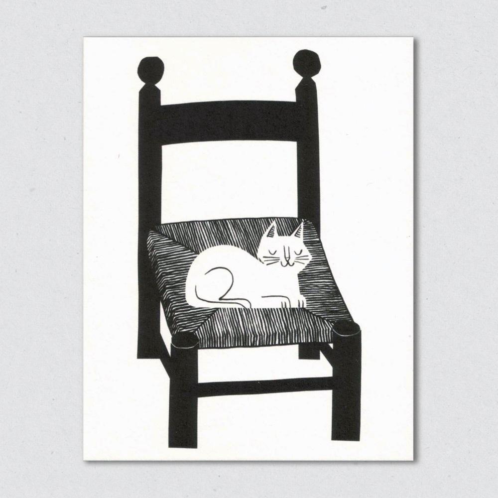 cat-nap Lisa Jones Studio