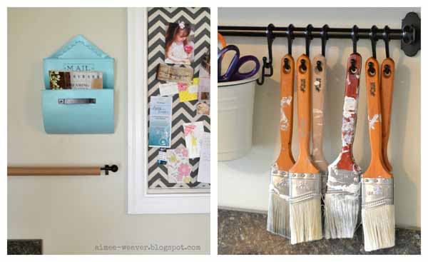 Craft Room TOUR – Aimee at My *Pink* Life