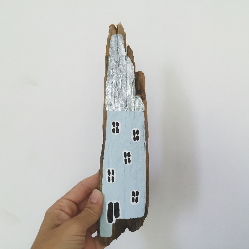 driftwood house // Eloeil