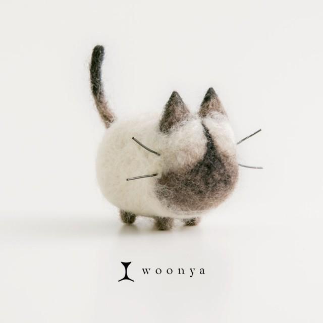 Woonya // Siamois