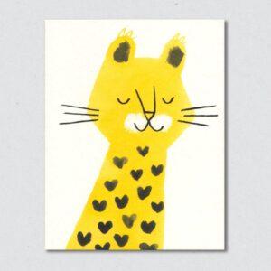 leopard -- Lisa Jones Studio