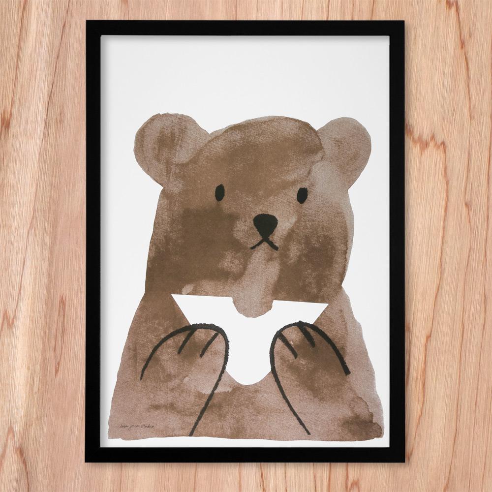 lisa-jones-studio_butty-bear-print