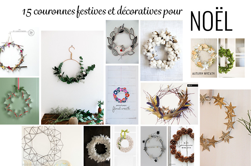 Archives plumetis magazine - Decoration de noel de table a faire soi meme ...