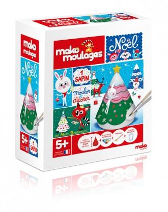 Mon sapin de Noël / Marc Boutavant pour Mako moulages