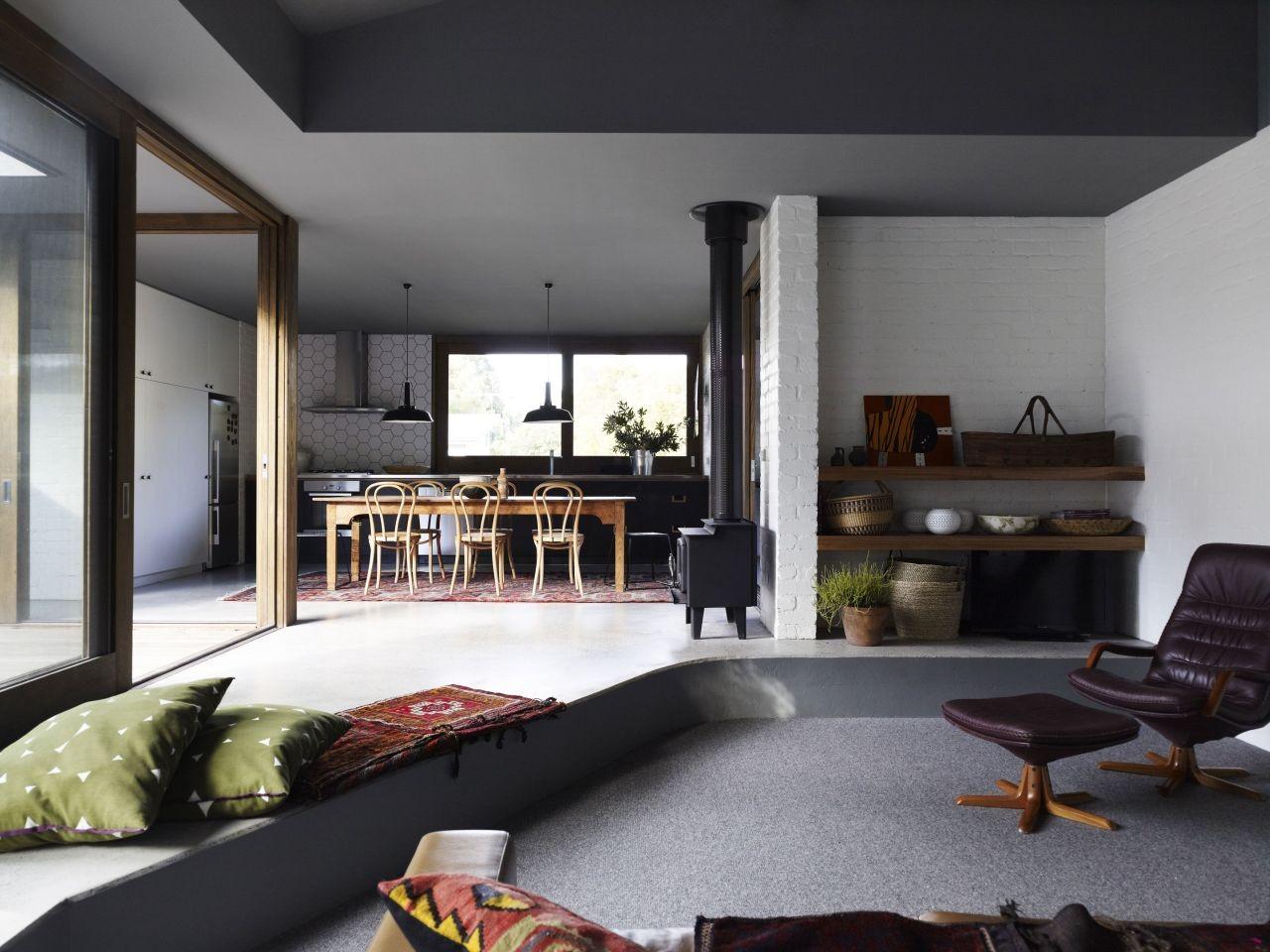 les demi niveaux. Black Bedroom Furniture Sets. Home Design Ideas