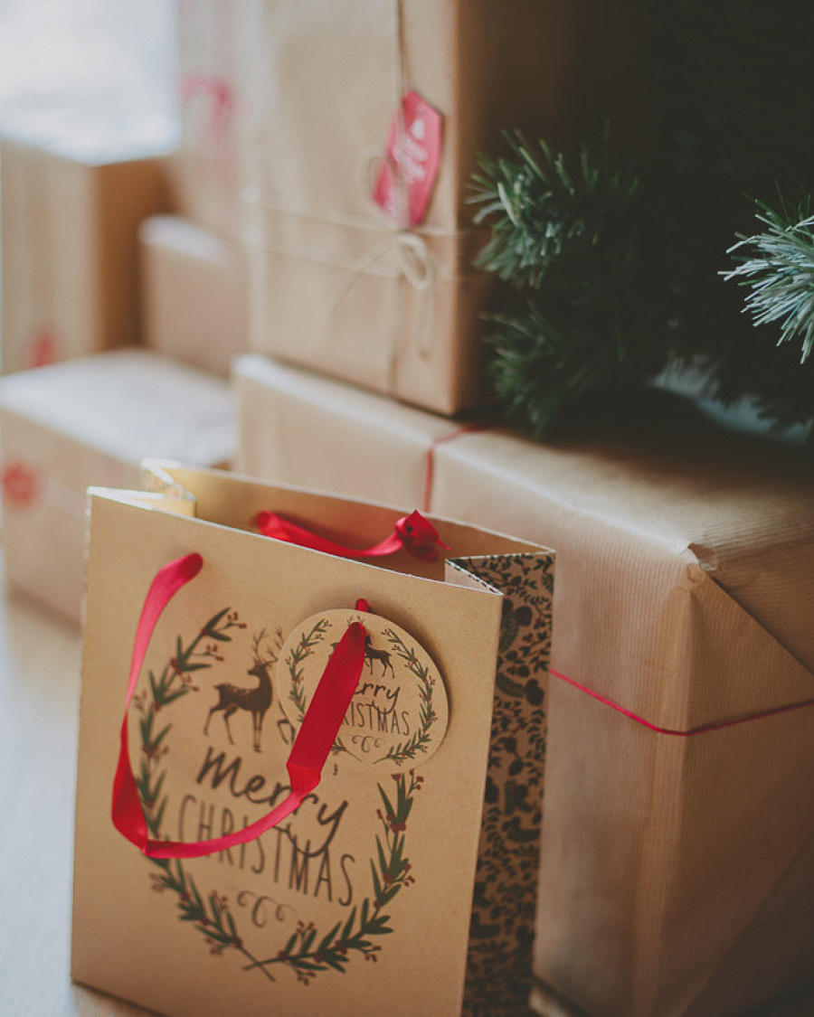 Un matin de décembre // Mes petits packagings - Plumetis magazine