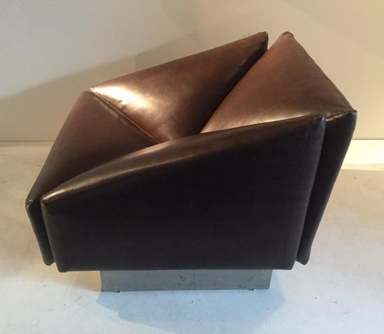 fauteuil 1970_skai_galerie_meubles_et_lumieres