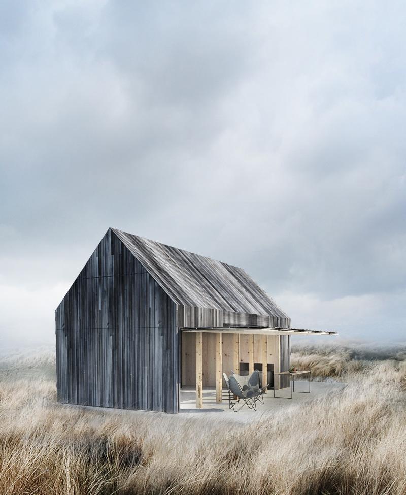 BOAT HOUSE, DENMARK