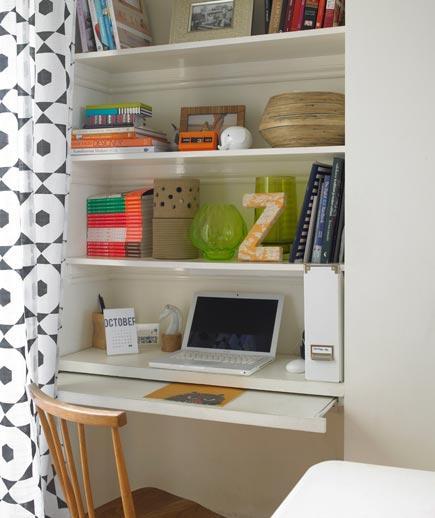 desk-curtain Gome office