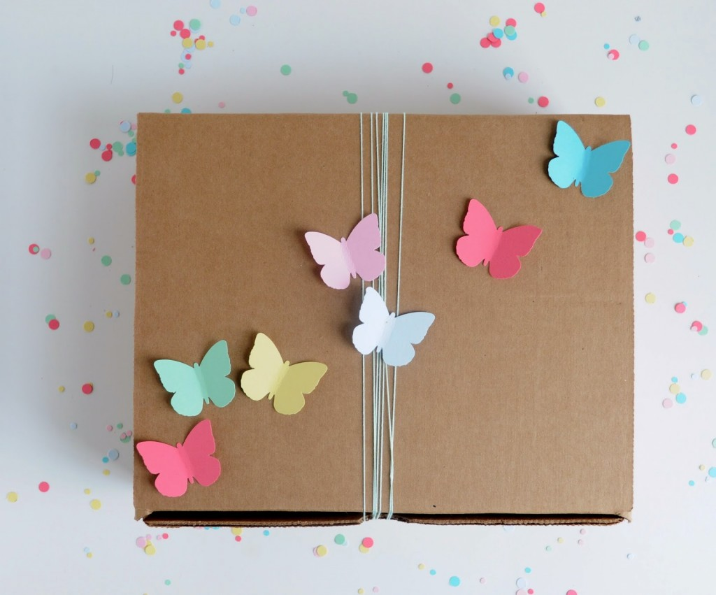 pretty package ideas // A pretty cool life