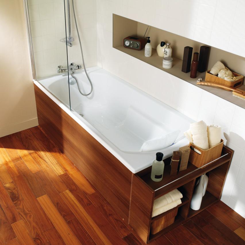 salle-de-bains_renovation_baignoire © Castorama
