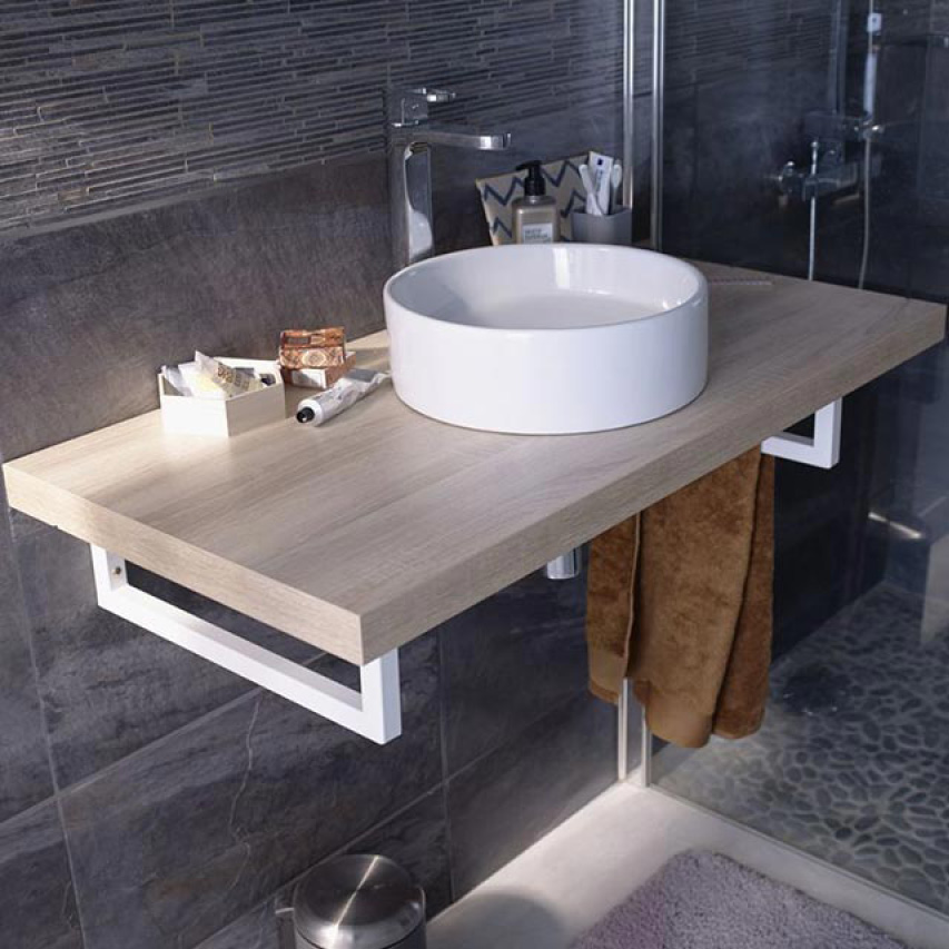 Awesome vasque salle de bain castorama gallery awesome for Lavabo salle de bain castorama