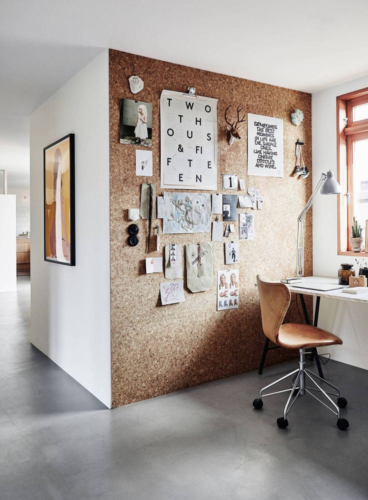 http://cocolapinedesign.com/2015/04/08/workspace-with-a-cork-wall/